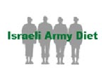 israeli army diet reviews