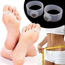 Fenical Body Slimming Healthy Silicone Magnetic Toe Rings review