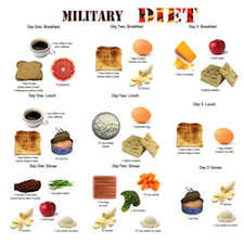 The Military Diet Review