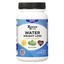 Post image for Zenesis Labs Water Weight Loss Review